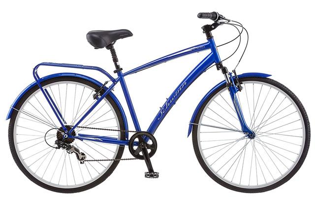 6. Schwinn network 2.0 700c men's 18 hybrid bike.