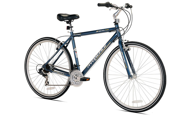 8. Kent Avondale men's hybrid bicycle.
