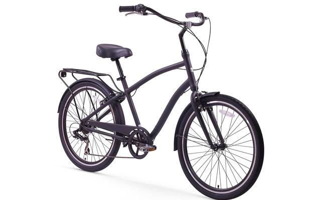 """2. Sixthreezero EVRYjourney men's 26"""" hybrid cruiser bike."""