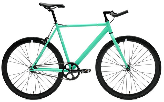 3. Critical cycles classic fixed gear single speed track bike