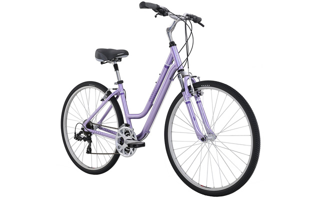 1. Diamondback bicycle.