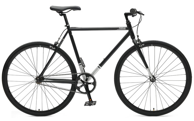 1. Critical cycles harper single fixed gear urban commuter bike.