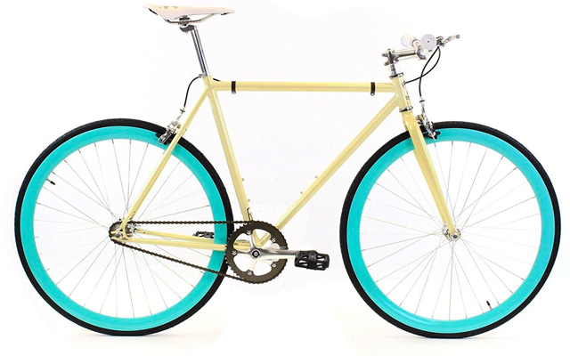 6. Golden cycles gear bike.