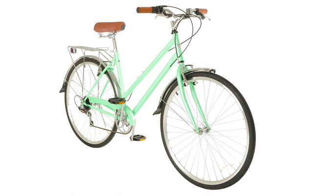6. Vilano women's hybrid bike.