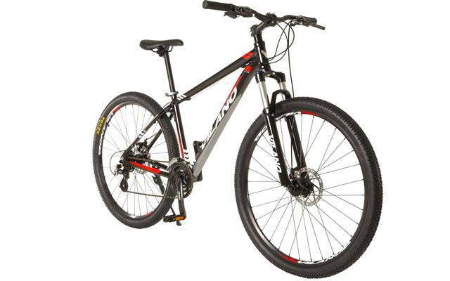 9. Vilano black jack mountain bike.
