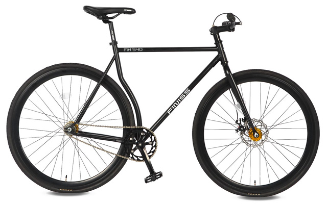 8. Merax classic fixed gear bike.