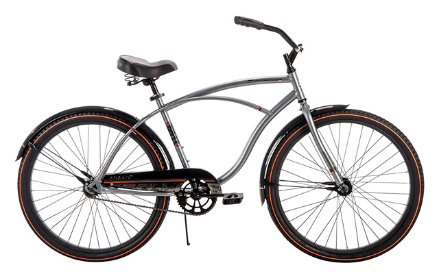 9. Huffy men's good vibrations bicycle.
