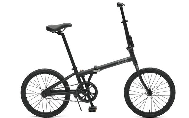 6. Critical cycles Judd folding single speed bike.