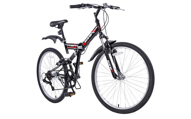 1. ORKAN shimano folding bike