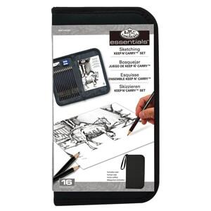 7. Royal & Langnickel Drawing and Sketching Pencil Set