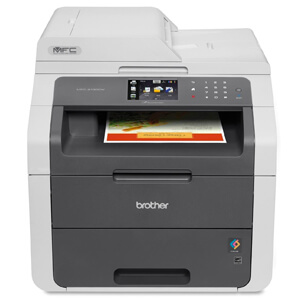 6. Brother MFC9130CW Wireless All-In-One Printer
