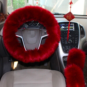 SAND Steering Wheel Cover