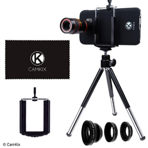 5. CamKix Lens Kit for Samsung Galaxy S7 and S7 Edge