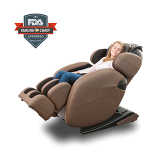 1. Zero Gravity Full-Body Kahuna Massage Chair