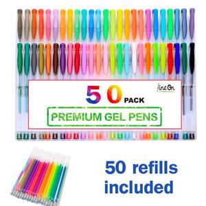 1. Lineon 100 Pack Gel Pens