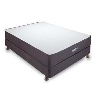 7 Classic Brands Cool Gel Ventilated Gel Memory Foam 10.5-Inch