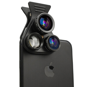 10. WingYeah Cell Phone Camera Lens