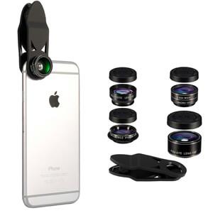8. Flykul HD Phone Camera Lens Kit