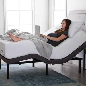 8 LUCID L300 Adjustable Bed Base