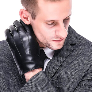 10. Anccion Leather Gloves