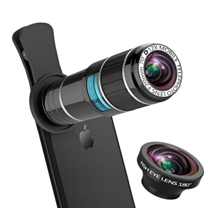 9. ARORY Cell Phone Telephoto Lens