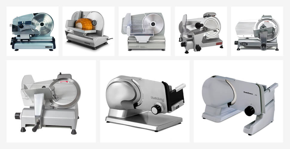 The 10 Best Electric Meat Slicers in 2018 Reviews
