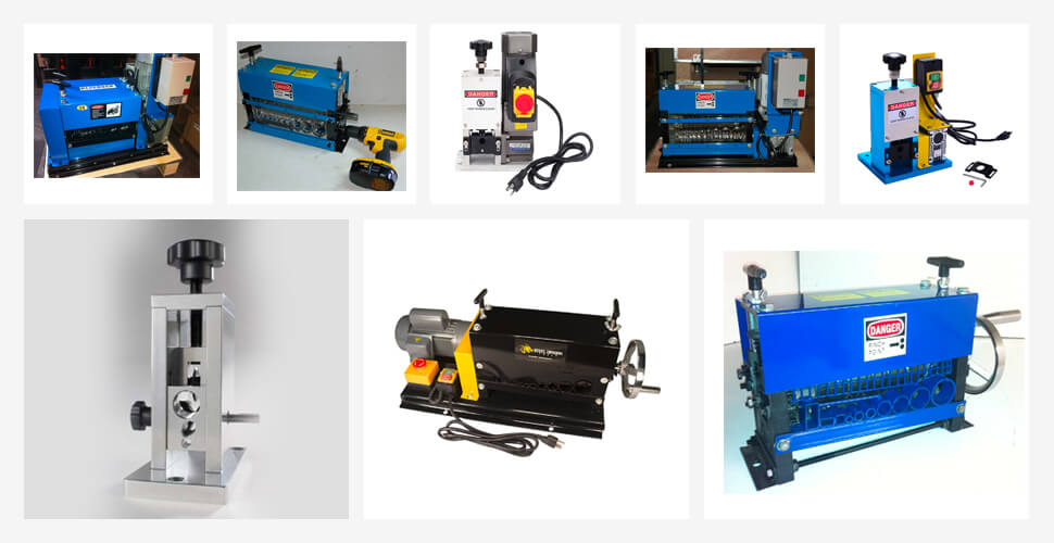 The Best Homemade Wire Stripping Machines in 2018
