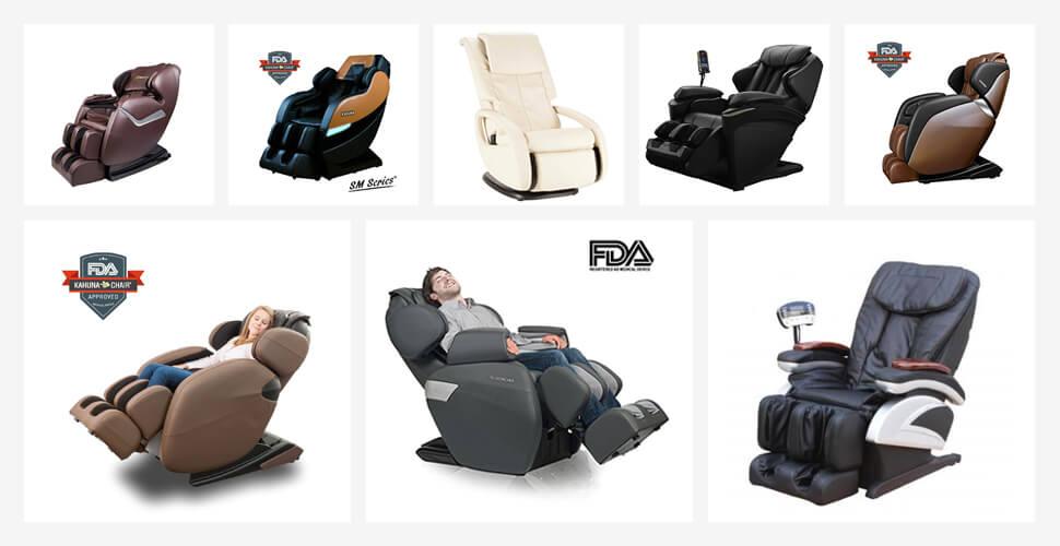 Best Professional Massage Chairs