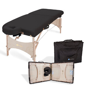 6 EARTHLITE Harmony DX Portable Massage Table