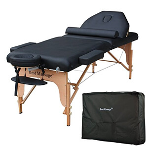 8 Best Massage Table with Free Carry Case and Bolster