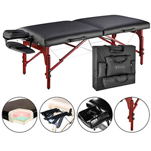 7 Master Massage Professional Portable Massage Table