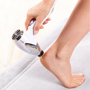 7 Tip2Toe Professional Electric Callus Remover