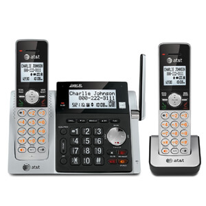 8 AT&T CL83203 DECT 6.0 Expandable Cordless Phone