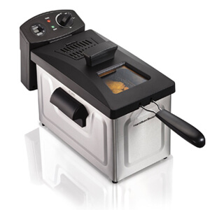 5 Hamilton Beach Professional Deep Fryer