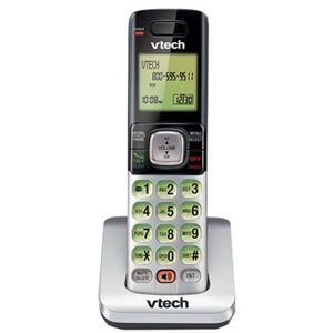 3 VTech CS6709 DECT 6.0 Phone with Caller ID/Call Waiting