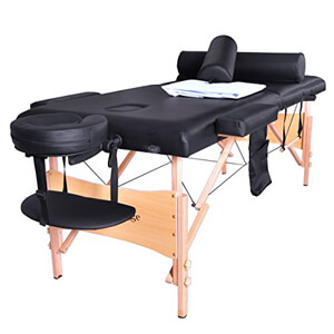 5 Massage Table Portable Facial SPA Bed