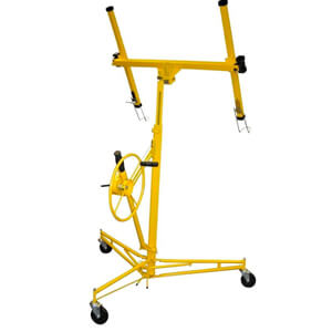 6 PRO-SERIES Heavy Duty Drywall and Panel Hoist Lifts