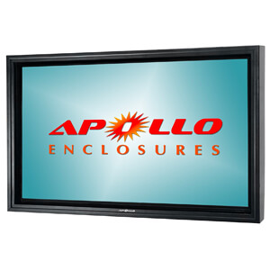 10. Apollo Enclosures Outdoor TV Enclosure for 50-55