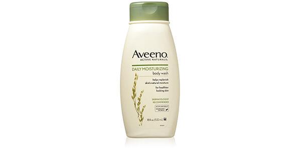 4. Aveeno Daily Moisturizing Body Wash