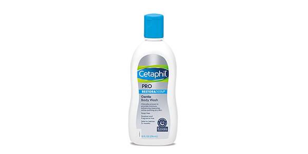 5. Eczema Calming Body Wash