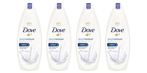 2. Dove Body Wash