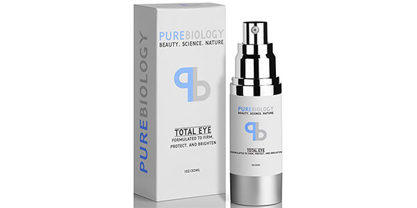 "Pure Biology ""Total Eye"" Anti Aging Eye Cream"