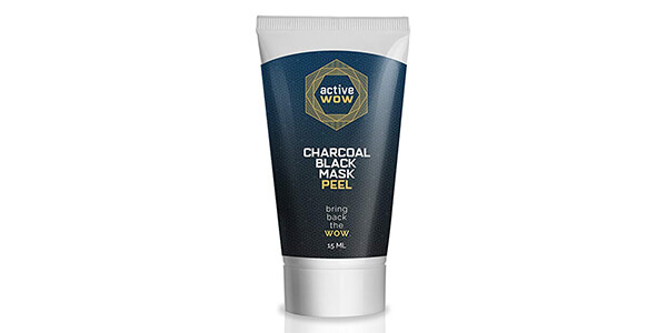 Active Wow Black Mask Peel