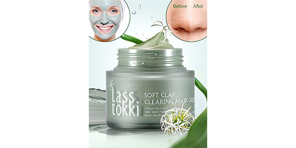 Lasstokki Green Clearing Clay Mask