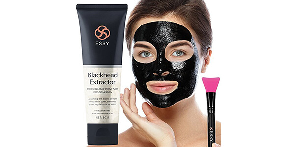 Purifying Black Peel off Charcoal Mask