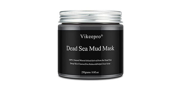 Vikeepro Dead Sea Mud Mask