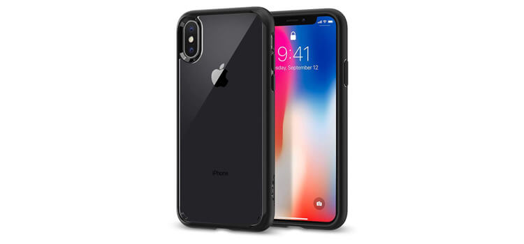 Spigen Ultra-Hybrid iPhone XS case