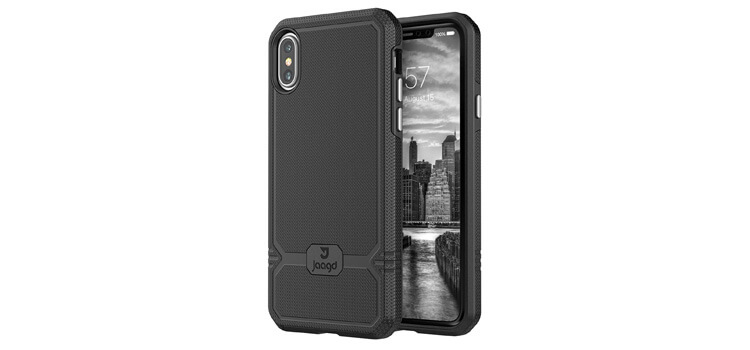 Jaagd Slim iPhone XS case